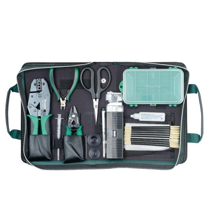 ProsKit Fibre Optic Tool Kit