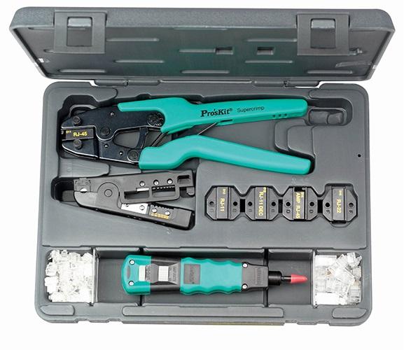 ProsKit Professional Twisted Pair Installer Kit