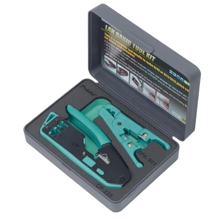 ProsKit Lan Basic Tool Kit