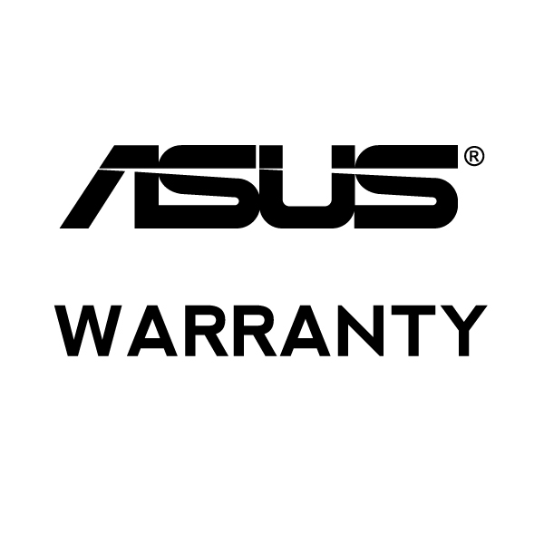 Asus 1 Year Extended Local Warranty Suits K  X Series from 1 year to 2 years Total Physcial Item