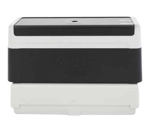 Brother 40mm x 90mm Black Stamp  -  MOQ 6 units