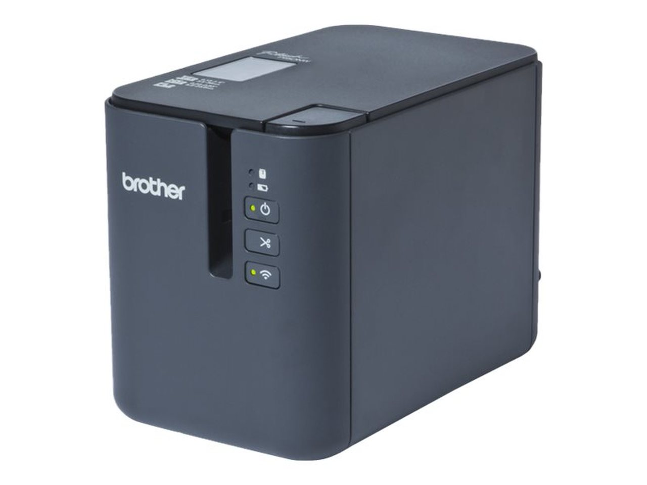 Brother PT-900W ADVANCED PC CONNECTABLE/WIRELESS LABEL PRINTER 3.5-36MM TZE TAPE MODEL