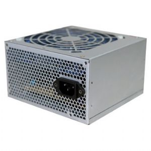 Powercase 550W 120mm Silent Fan ATX PSU 1 Year Warranty Retail Box