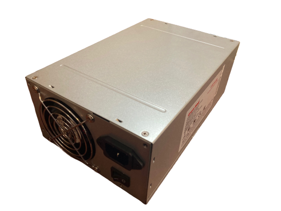 Greatwall 1600W ATX High Power Ultra Durable Gaming/Mining Power Supply (with connectors for Mining Server)