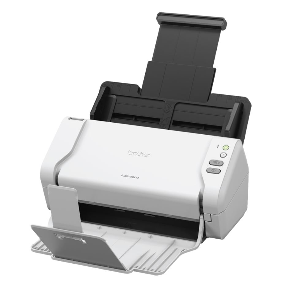 Brother ADS-2200  Scanner A4 High Speed, fast 35ppm scan speeds. Automatic