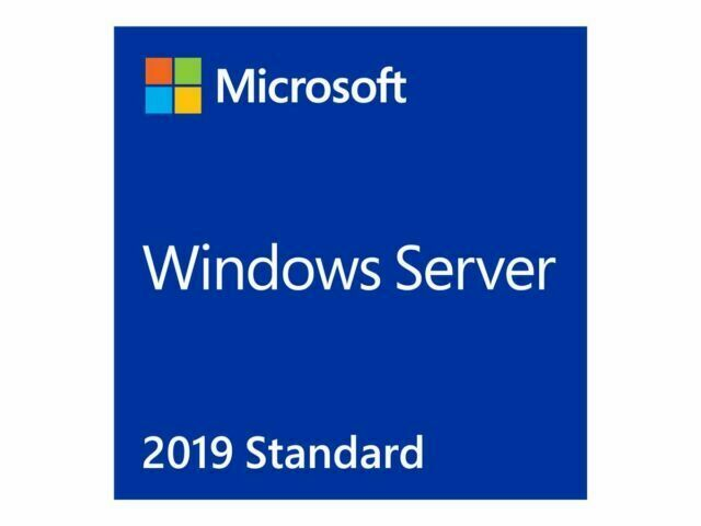 Microsoft Server Standard 2019 (16 Core) OEM Pack