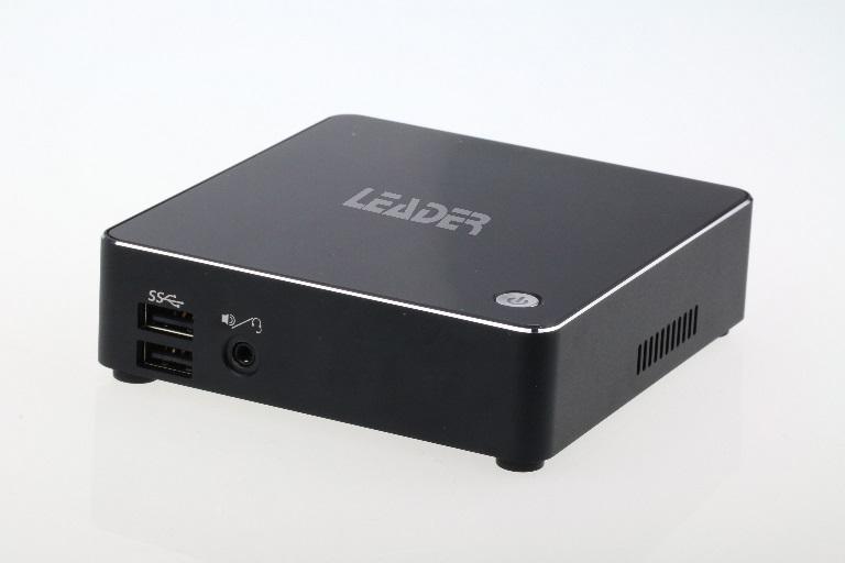 Leader Corporate N10 NUC, Intel I5-8250U, 8GB, 240GB SSD, Windows 10 Professional, 3 Year '4 Hour' Onsite Warranty, VESA, Keyboard & Mouse (SN9) - SFF