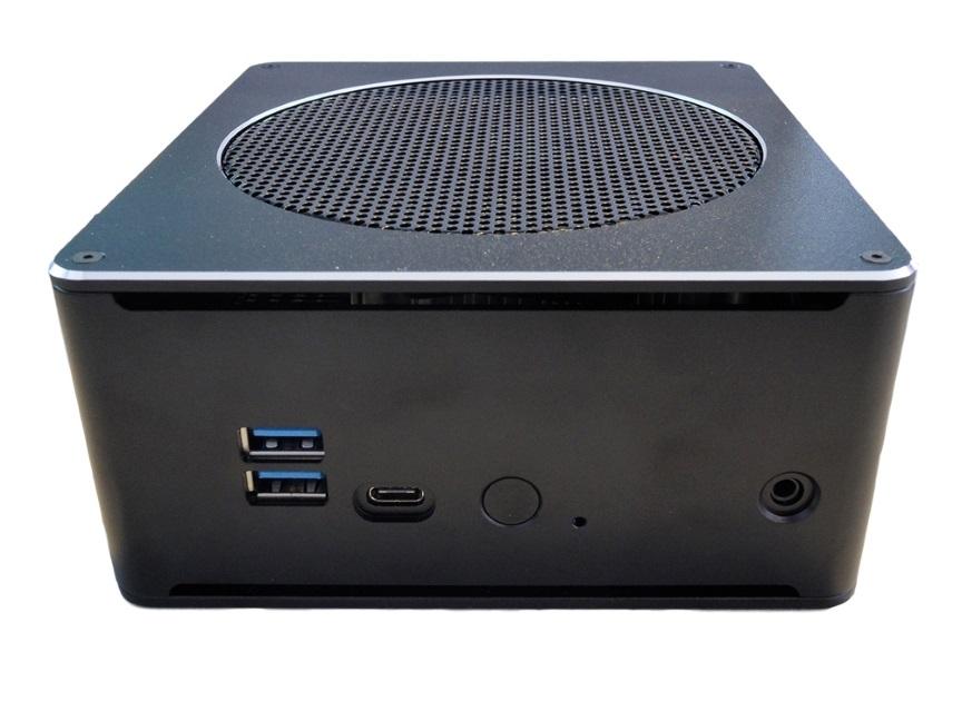 Breeze Intel NUC N3, Intel i3-6100H, 4GB, 240GB SSD, Window 10 Home, 1 year Onsite Warranty, VESA, USB, HDMI, mini Display Port (mDP),