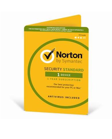 Norton Security Standard OEM 1 Device 1 Year