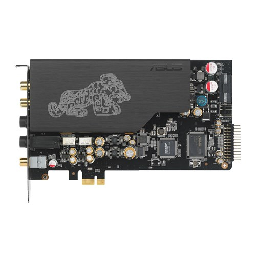ASUS Essence STX II PCI-e Sound card, 124dB SNR, TCXO