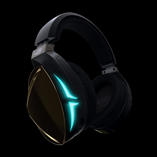ASUS ROG STRIX Fusion 500 F500 Gaming Headset Virtual 7.1 Channel, Touch Controls, Bluetooth, RGB