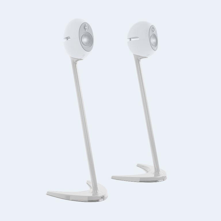 Edifier SS01C Speaker Stands White - Compatible with E25, E25HD  E235