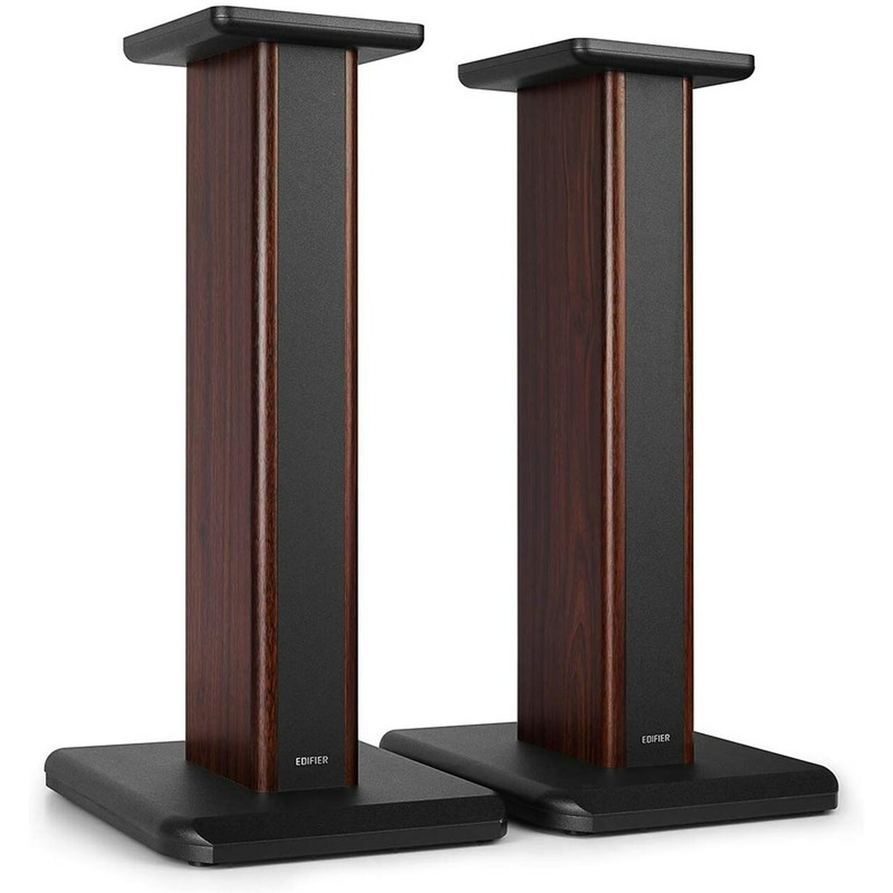 Edifier SS03 Stand - Compatible with S3000PRO/Elevates Speakers/Wood Grain Design/MDF Structure Stability