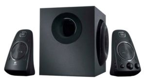 Logitech Z623 2.1 Speaker System THX Certified 2.1 200w RMS