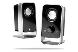 Logitech LS11 Speakers 2.0 2' Precision Metallic Drivers (LS)
