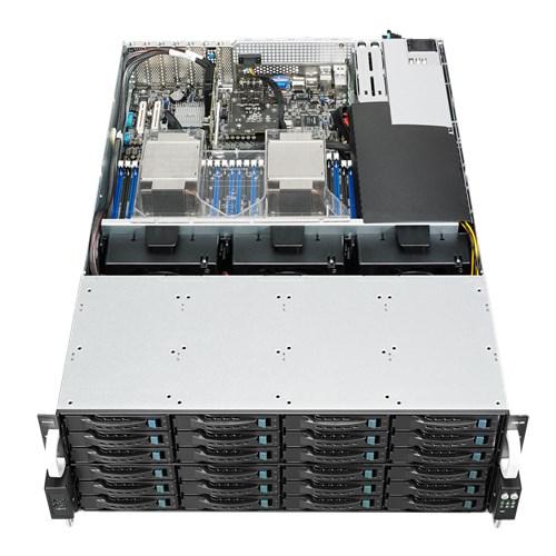 Asus RS540-E8, 4U, 36 x HDD BAYS, 800W RDP, Dual E5 Support, 32 x DIMM, 1 x PCIE 16x, 2 x PCIE 8x