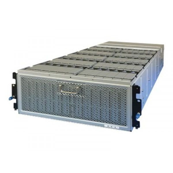 HGST 4U60 G1 480TB 512e ISE 4U 60 Bay Data Storage Rackmount JBOD - 2x2x4-lane SATA 6Gb/s 2x650W PSU 60x 8TB HE10 - Hitachi  -   ( NO DRIVES ) Chassis