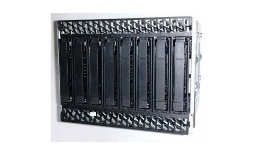 INTEL HOT SWAP DRIVE CAGE KIT, 8 x 2.5' SAS/NVMe COMBO FOR TOWER SERVER, for P4304XXMUXX
