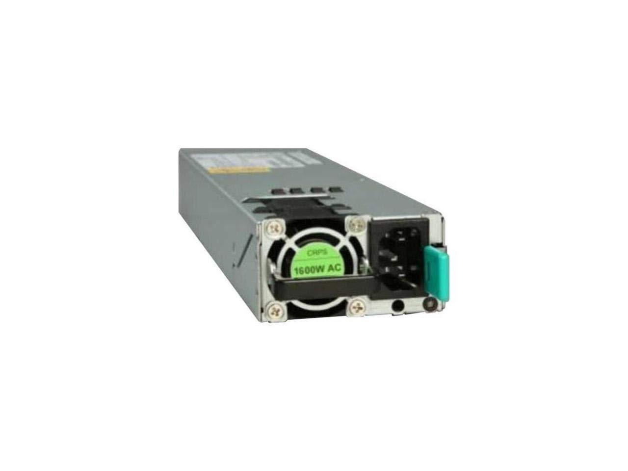 INTEL 1600W AC COMMON REDUNDANT POWER SUPPLY, PLATINUM EFFICIENCY