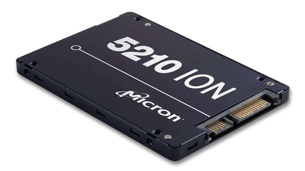 LENOVO ThinkSystem 2.5' 5210 1.92TB Entry SATA 6Gb Hot Swap QLC SSD