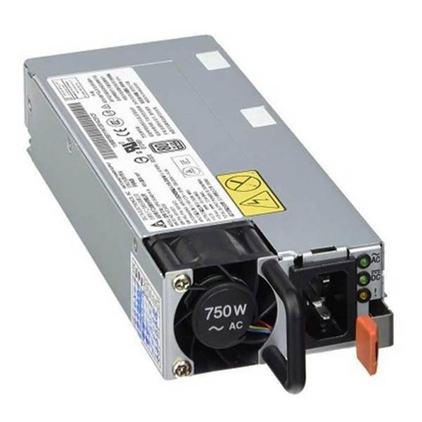 LENOVO ThinkSystem 750W(230/115V) Platinum Hot-Swap Power Supply ST550, SR550, SR650, SR630