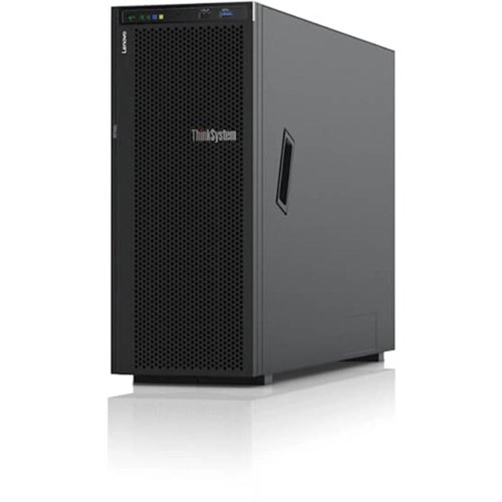 LENOVO ThinkSystem ST550 4U Tower Server, 1 x Intel Xeon Bronze 3204,  1x16GB 2Rx8, 20 x 2.5' HS Bay,, 1x750W, 3Yr NBD