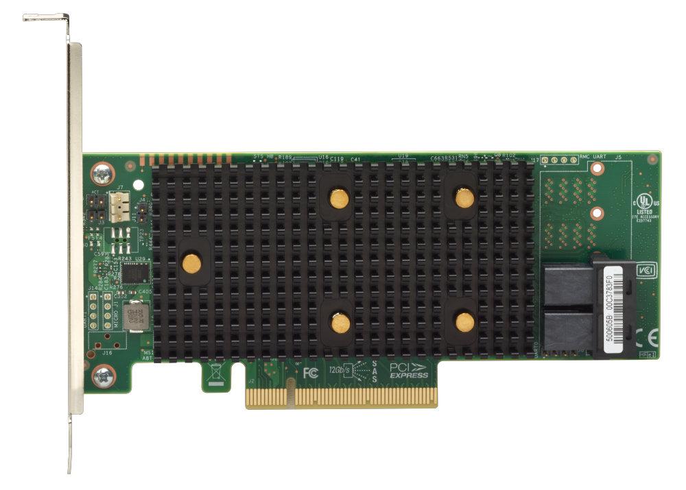 LENOVO ThinkSystem RAID 530-8i PCIe 12GB Adapter For SR630/SR550/SR650/SR250/ST550/ST250