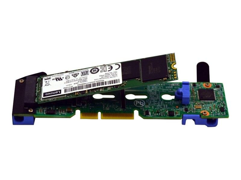 LENOVO ThinkSystem M.2 With Mirroring Enablement Kit For SR530/SR550/SR630/SR650/ST550