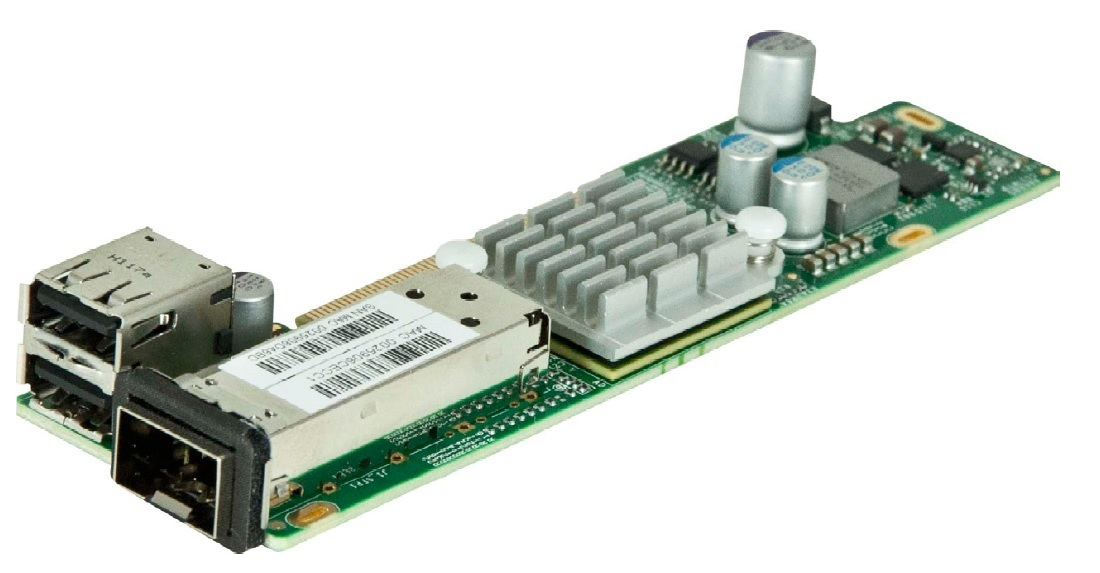 SuperMicro 1Pt 10GB SFP Adapte LC Fibre  Twin Axial Connect