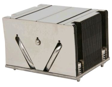 SuperMicro Passive E5 Heatsink For Use with X9SRI-F Server Bd