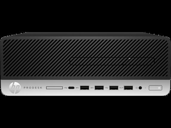 HP ProDesk 600 G5 SFF I5-9500 8GB 256GB SSD WIN10 PRO DVDRW 2xDisplay Port 3YR ONSITE WTY W10P Desktop PC (Replace: 4VG26PA)