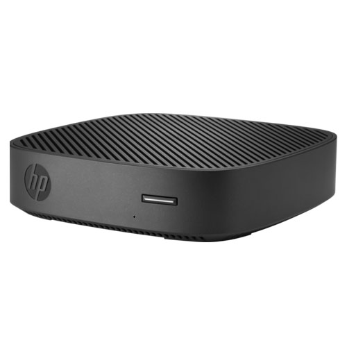 HP T430 Thin Client Intel Celeron N4000 4GB DDR4 32GB SSD Windows 10 IoT  Enterprise DP USB3 1 USB-C USB2 0 1xAudio-in RJ45 Citrix MS VMware 3yr wty