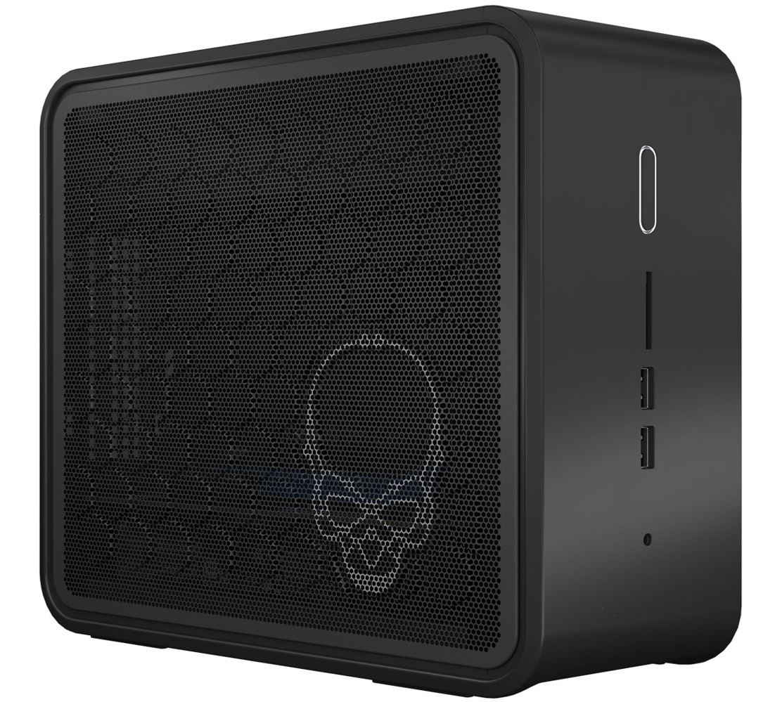 Intel NUC 9 Extreme Ghost Canyon  i7-9750H 4.5GHz 2xDDR4 3xM.2 2xThunderbolt HDMI 3xDisplays Support Desktop Graphics 2xGbE LAN WiFi 6 BT5 6xUSB3.1
