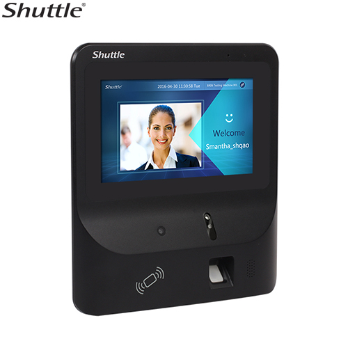 Shuttle BR06S 7' panel with touch