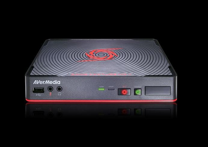 AVerMedia C285 Game Capture HD II Capture device for Consoles, Xbox, PS4, PS4 Pro. 1080p @ 30 fps. 12 Months Warranty