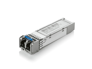 TP-Link TXM431-LR 10GBase-LR SFP+ LC Transceiver Single Mode Hot-Pluggable SFP+ form factor Support full duplex LC/UPC Connector
