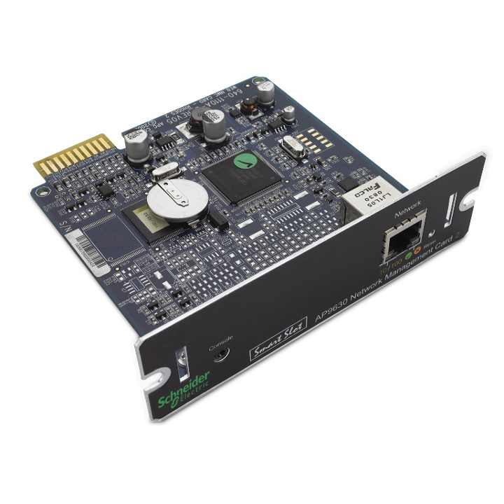 APC UPS NetworkM'ment Card Use for Remote Monitoring