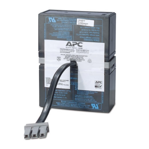 APC ReplacementBattery RBC33 1 Year Warranty