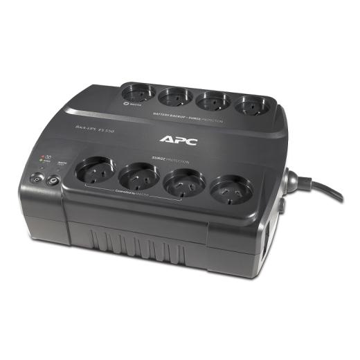 APC BACK-UPS ES 550VA 230V 330W/RJ45 Protection/2Yr Wty