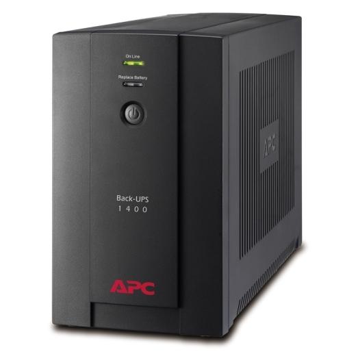 APC BX1400U-AZ UPS 1400VA/230V, USB, Australian Sockets, 2 Year Warranty