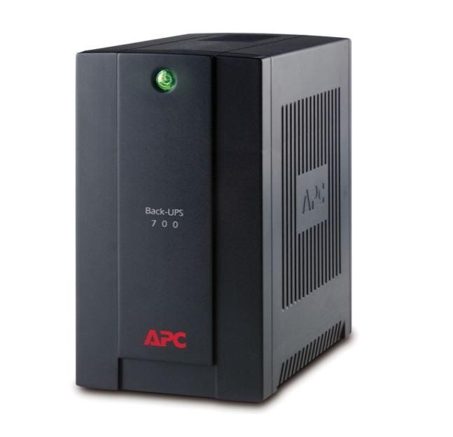 APC BX700U-AZ UPS, 700VA/230V, USB, AVR, Battery Backup  Surge Protector, Australian Sockets, 2 Year Warranty