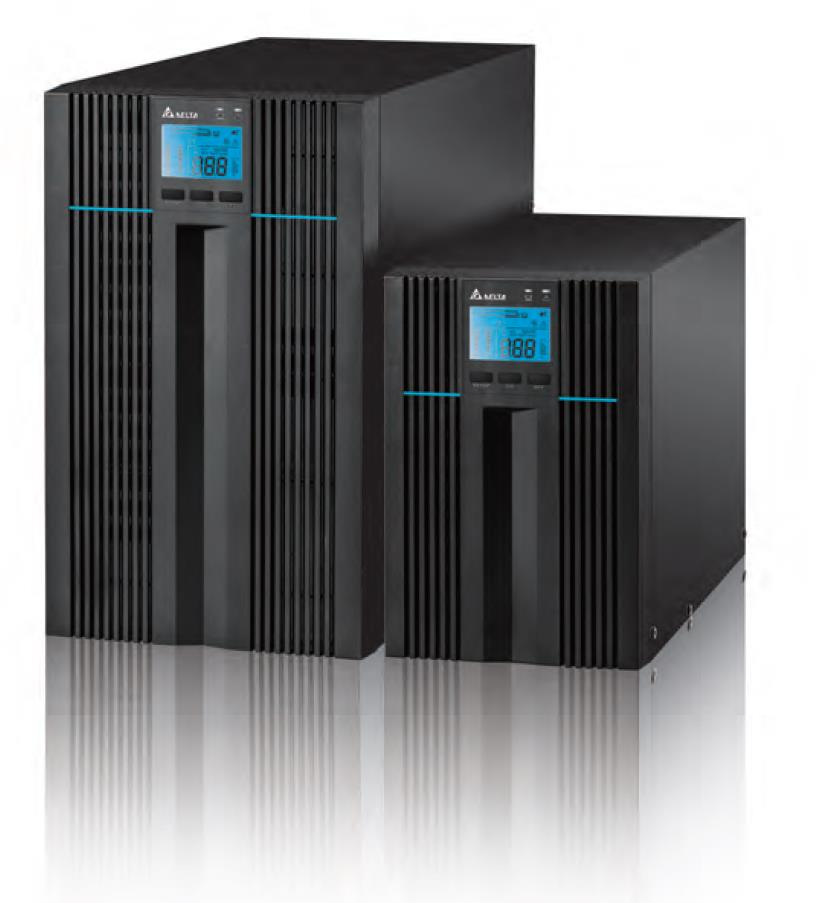 Delta N-Series Pro On-Line 3kVA/2.7kW UPS (Tower)