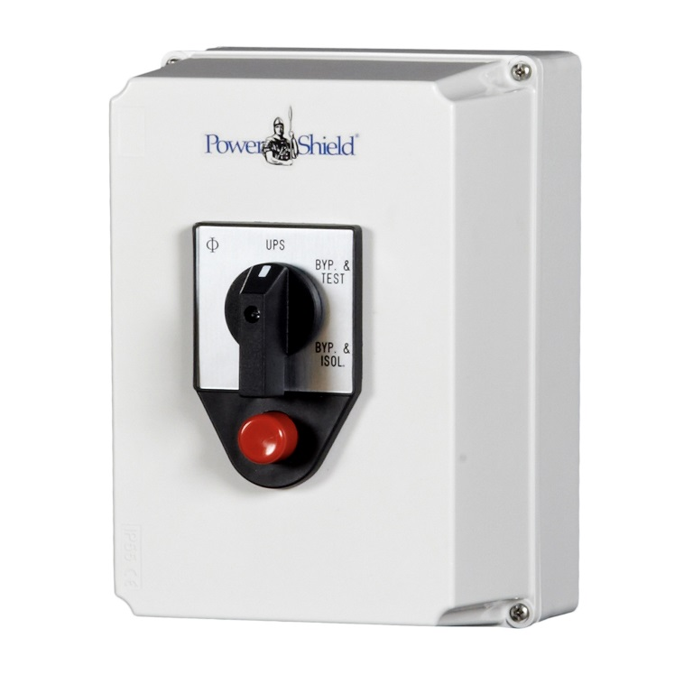 Powershield 6KVA Ext Bypass Sw Maintenance Bypass Switch