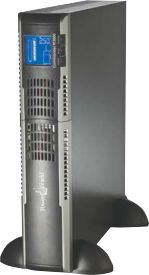 PowerShield Commander RT 3000VA / 2400W Line Interactive, Pure Sine Wave Rack / Tower UPS with AVR. Extendable  hot swap batteries, IEC  AUS Plugs