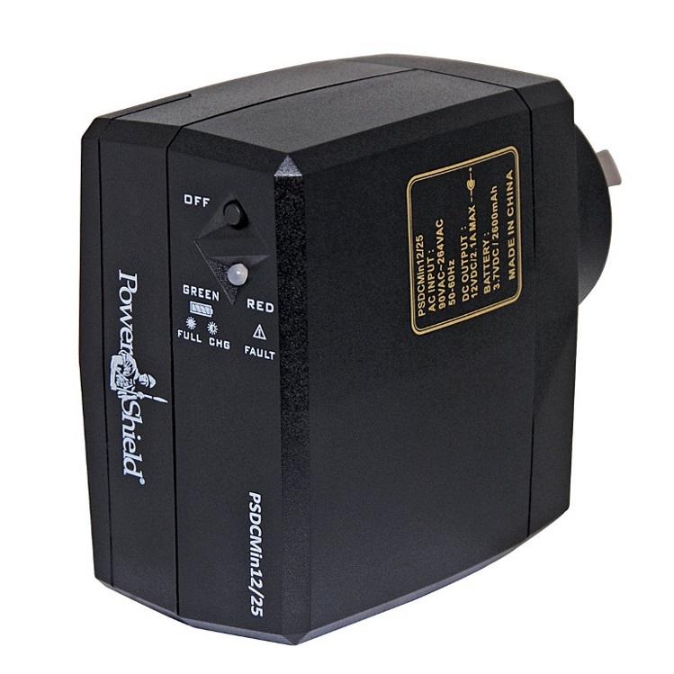 PowerShield DC Mini 12V DC 18W (1.5A) Plug Pack UPS