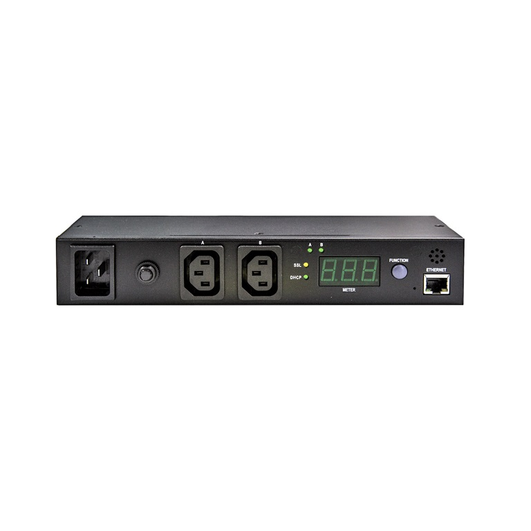 Powershield RPSW-10A2 Dynamix Network Switch PDU, 2 x 10a ICE Outout, 10a Inlet Plug