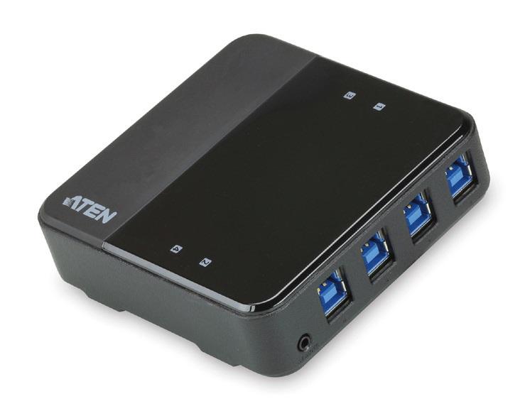 Aten 4-port USB 3.0 Peripheral Sharing Device