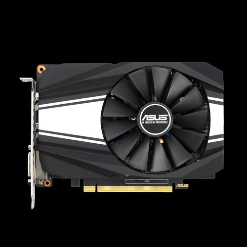 ASUS nVidia Super PH-GTX1650S-4G GeForce GTX 1650 Super 4GB GDDR6 1xDP/1xHDMI/1xDVI 1755 Boost Non-RGB
