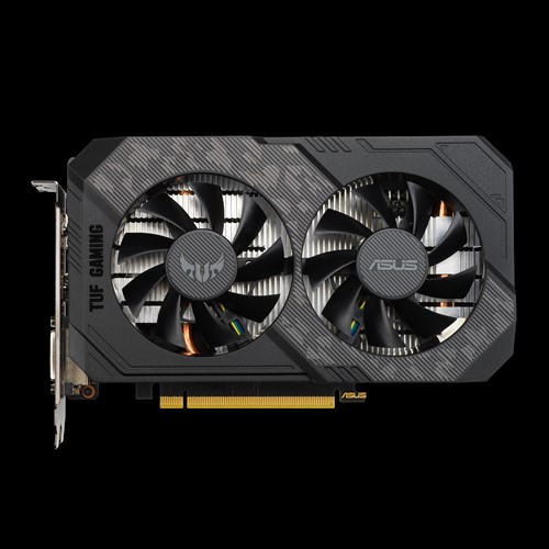 ASUS nVidia Super TUF-GTX1660S-O6G-GAMING GeForce GTX1660S OC 6GB Graphics Card - 2 Fan