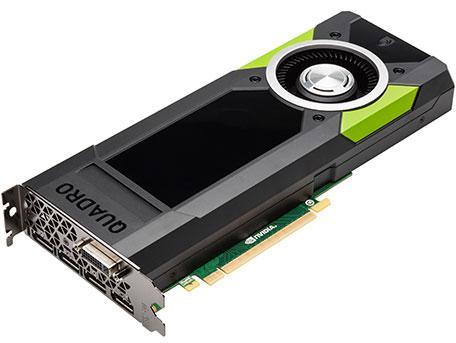 Leadtek nVidia Quadro M5000 PCIe Workstation Card 8GB DDR5 4xDP DVI-I DL 4x4096x2160@60Hz 256-Bit 211GB/s 2048 Cuda Core Dual Slot Full Height  (LS)